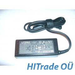 Liteon laadija 65W 19V (3.42A 5.5*2.5mm - 90⁰) Originaal